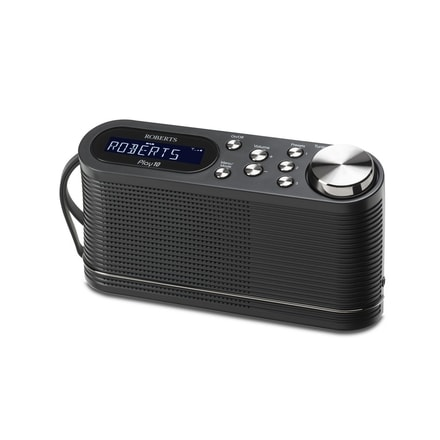 Roberts Radio Play 10 black