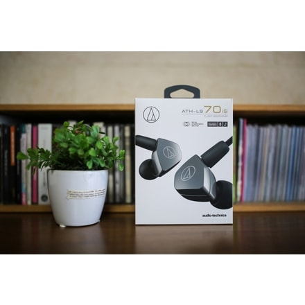 Audio-Technica ATH-LS70iS