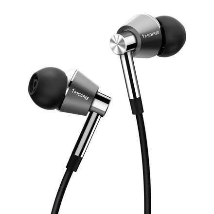 1MORE Triple Driver In-Ear Silver